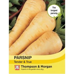 Parsnip Tender+True