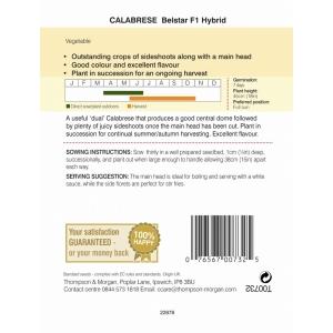 Calabrese Belstar F1 Hybrid