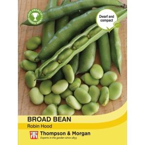 Broad Bean Robin Hood