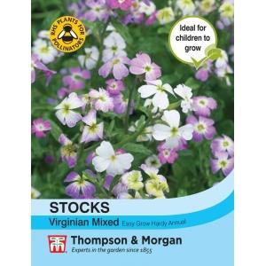 Stocks Virginia Mixed