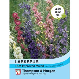 Larkspur T+M Improved Mixed