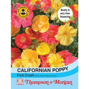 Californian Poppy Fruit Crush