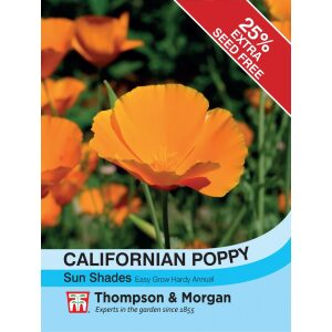 Californian Poppy Sun Shades