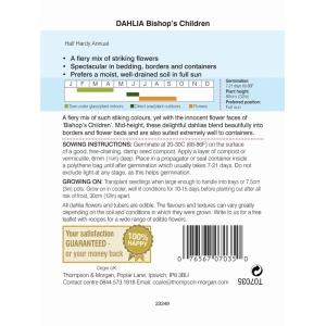 Dahlia Bishops Children
