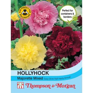 Hollyhock Majorette Mixed