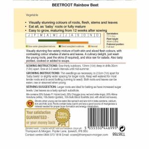 Beetroot Rainbow Beet