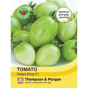 Tomato Green Envy F1 Hybrid