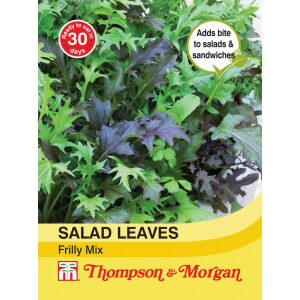 Salad Leaves Frilly Mix