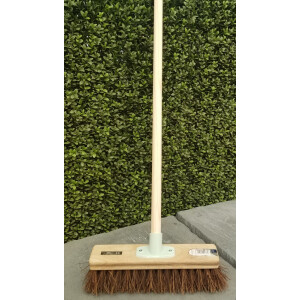 12″ Bassine Fill Broom And Handle