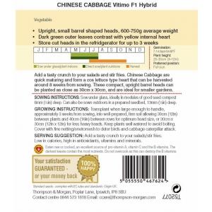 Chinese Cabbage Vitimo