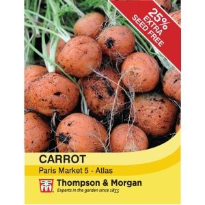 Carrot Paris Market Atlas