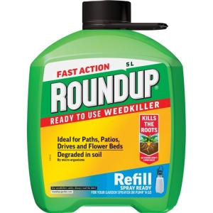Roundup Fast Action Pump N Go Refill 5 Litre