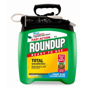 Roundup Fast Action Pump N Go 5 Litre