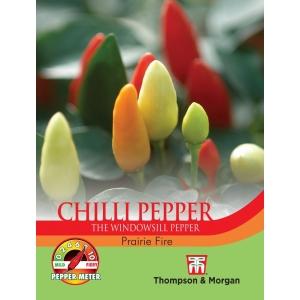 Pepper Chilli Prairie Fire
