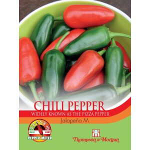 Pepper Chilli Jalapeno M