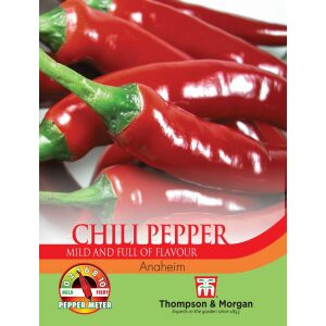Pepper Chilli Anaheim