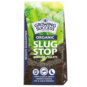 Growing Success Organic Slug Stop Barrier 2.25kg