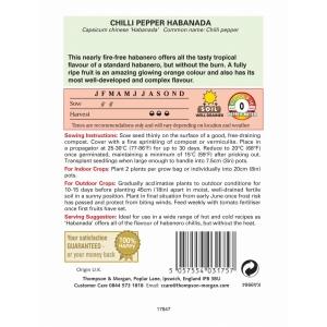 Pepper Chilli Habanada