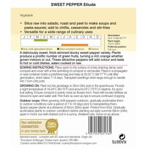 Pepper Sweet Etiuda