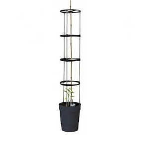 Grow Pot Tower Anthracite