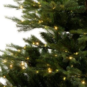 Artificial Pre-Lit Christmas Trees