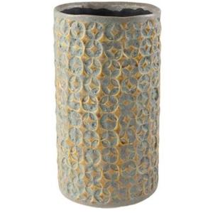 Terni Vase Mustard 14cm