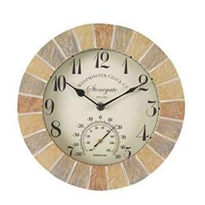 Stonegate Sandstone Clock