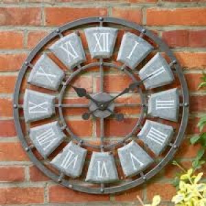Lincoln Clock