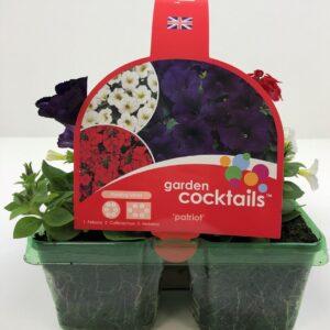 Garden Cocktail Patriot J6PK