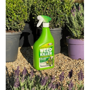 Grow Greener Glyphosate Free Weedkiller Ready to Use 1 Litre