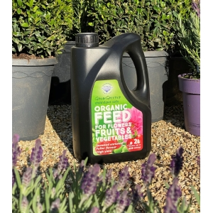 Grow Greener Organic Fruit And Veg Feed 2 Litre
