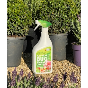 Grow Greener Natural Bug And Mildew Control Ready to use 1 Litre