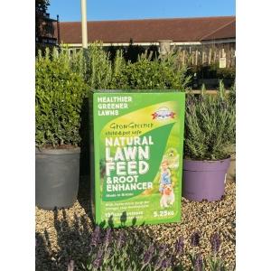 Grow Greener Nat Lawn Feed+Root Enhancer 5.25kg