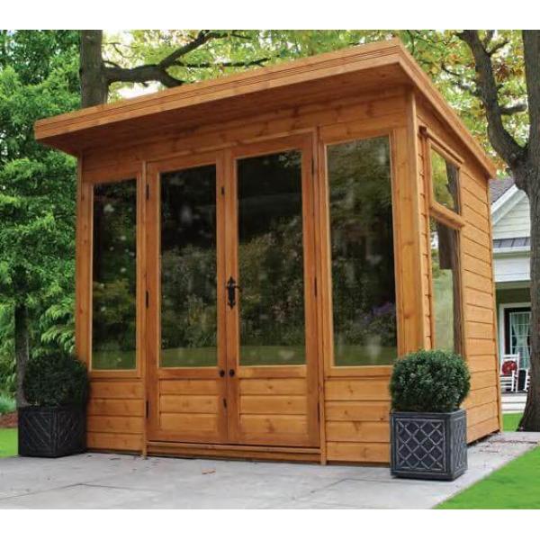 newland pent traditional summerhouse