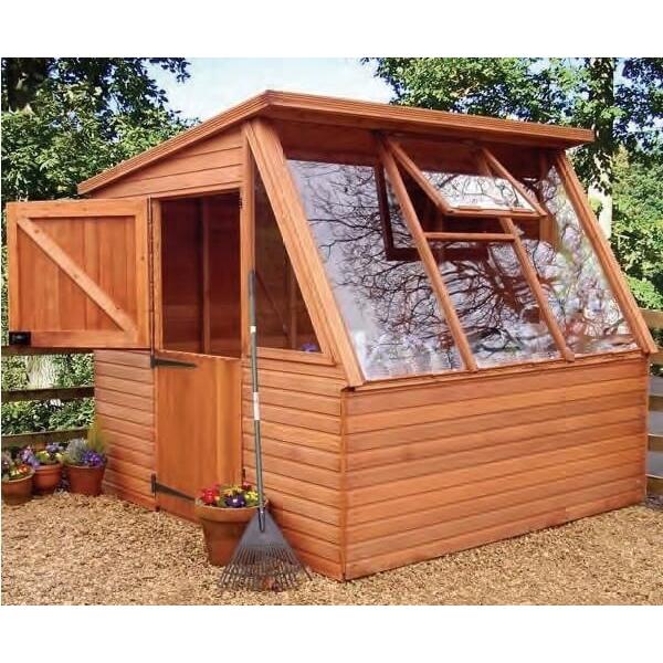 malvern solar shed